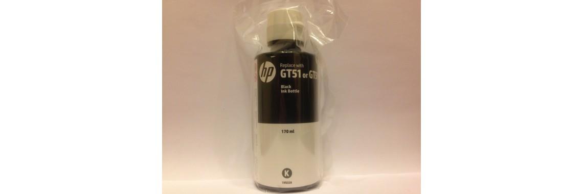 1VU32A Оригинальные черные чернила 170мл HP GT52XXL