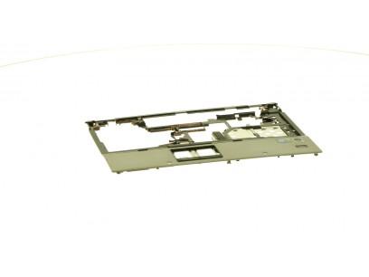 HP pn: 486303-001 Верхняя крышка с картридером, считывателем пальца и кнопками тачпада