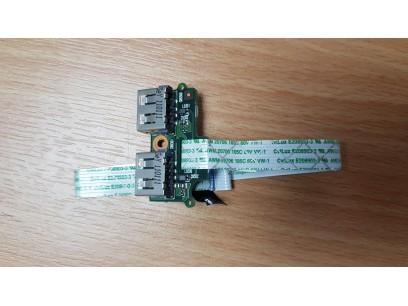 HP pn: 622615-001 Разъем USB с кабелем