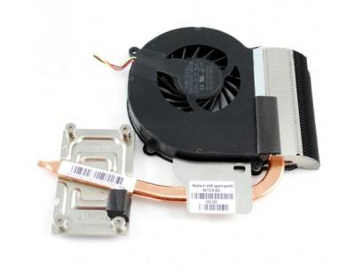 HP pn: 647316-001 Система охлаждения с вентилятором UMA