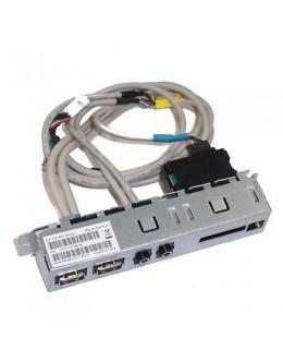 667852-001 Передние USB с картридером P34xx_P35xx