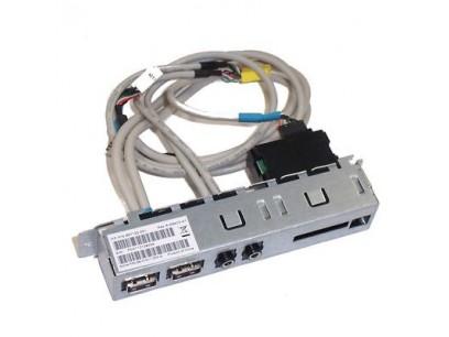 HP pn: 667852-001 Передние USB с картридером P34xx_P35xx