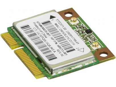 HP pn: 690020-001 Плата Ralink RT3290LE 802.11b/g/n and Bluetooth 4.0