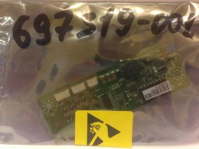 HP pn: 697319-001 Инвертер подсветки