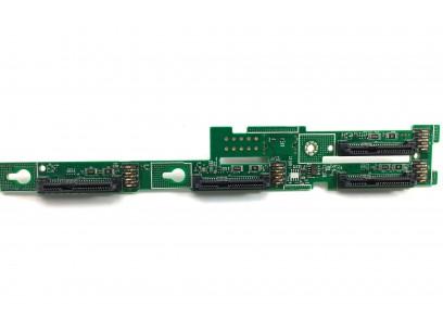 HPE pn: 725271-001 Плата бэкплейна дисков 4-bay