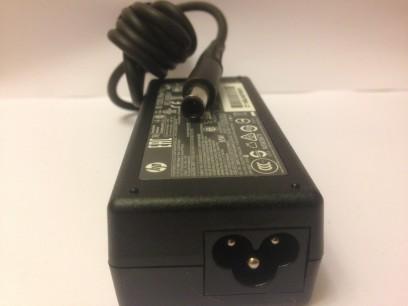 HP pn: 790946-001 Блок питания 65W широкий разъем с гвоздем