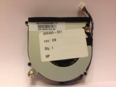HP pn: 805300-001 Вентилятор в сборе