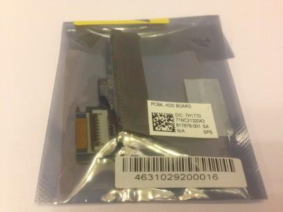 HP pn: 817878-001 Плата для подключения HDD