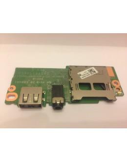 826374-001 Плата аудио, USB и картридера