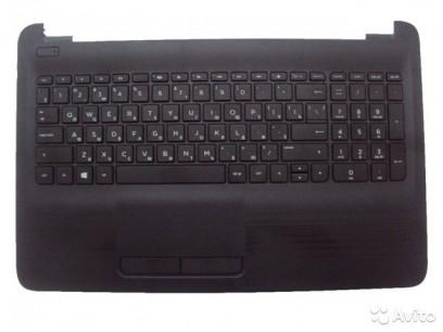 HP pn: 855027-251 Верхняя крышка черная с клавиатурой