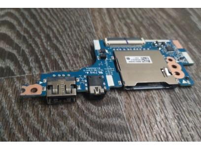 HP pn: 905713-001 Плата USB и аудио