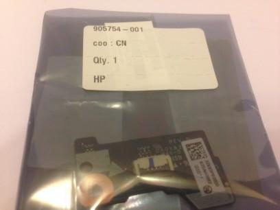 HP pn: 905754-001 Плата кнопки включения