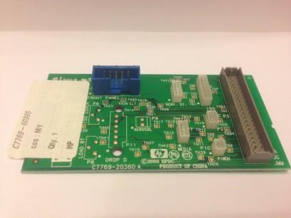 HP pn: C7769-60385 Плата Interconnect PC