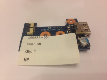 HP pn: L00831-001 Плата USB