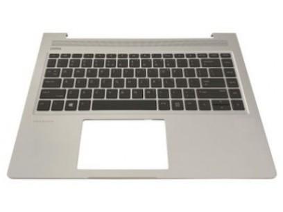 HP pn: L44589-251 Верхняя крышка с клавиатурой